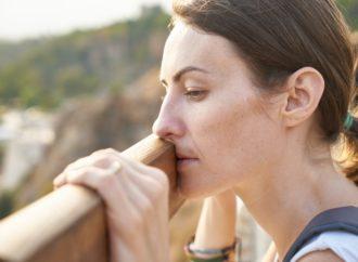 Depresión y ansiedad de lejos