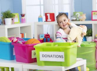 ¡Organiza y ordena con tus niños!
