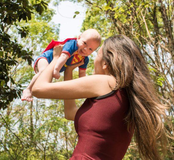 Lo maravilloso de ser mamá y comunicadora