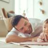 Papá: caballero elegante y romántico